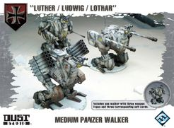 Dust Tactics: Medium Panzer Walker –