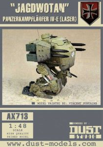 Dust Tactics: PanzerKampfLäufer IV-E –