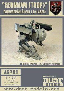 Dust Tactics: Panzerspähläufer I-D (Laser) –