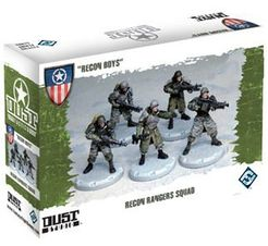 Dust Tactics: Recon Rangers Squad –