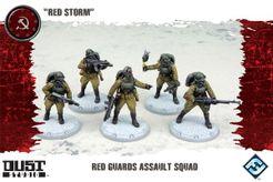 Dust Tactics: Red Guards Assault Squad –