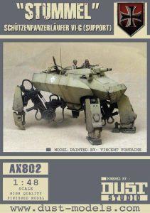 Dust Tactics: Schützenpanzerläufer VI-G –