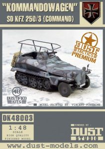 Dust Tactics: SD KFZ 250/3 –