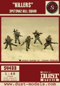 Dust Tactics: Spetsnaz Kill Squad –