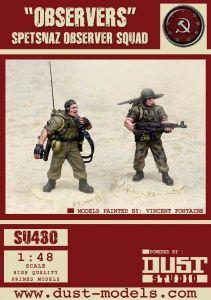 Dust Tactics: Spetsnaz Observer Squad –