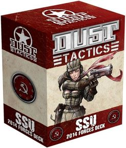 Dust Tactics: SSU 2014 Forces Deck