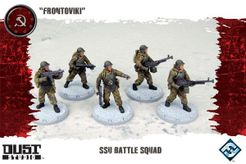 Dust Tactics: SSU Battle Squad –