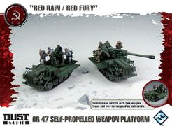 Dust Tactics: SSU BR-47 Self-Propelled Weapon Platform –