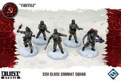 Dust Tactics: SSU Close Combat Squad –