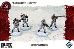Dust Tactics: SSU Specialists –