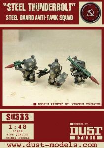 Dust Tactics: Steel Guard Anti-Tank Squad –