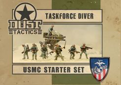 Dust Tactics: Taskforce Diver