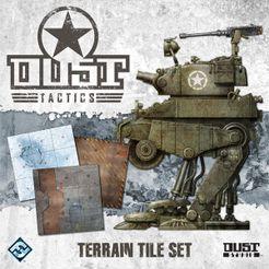 Dust Tactics: Terrain Tile Set