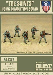 Dust Tactics: USMC Demolition Squads –