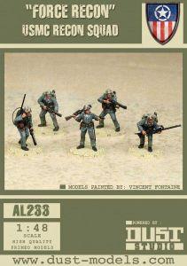Dust Tactics: USMC Recon Squads –