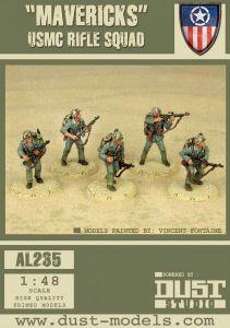Dust Tactics: USMC Rifle Squad –