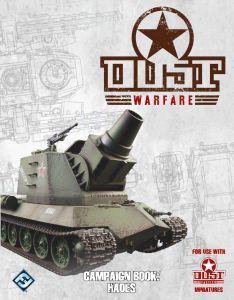 Dust Warfare: Campaign Book Hades