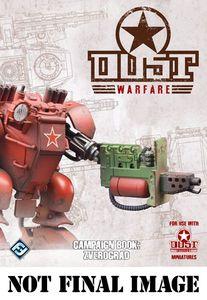 Dust Warfare: Campaign Book