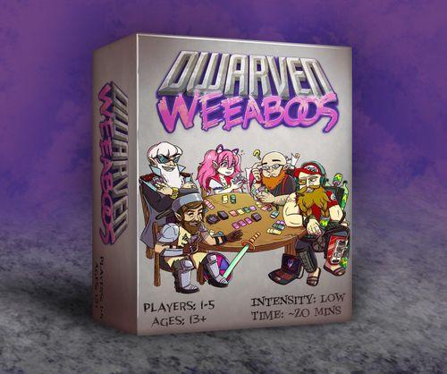 Dwarven Weeaboos