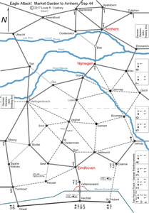 Eagle Attack!: Market Garden to Arnhem, Sep44