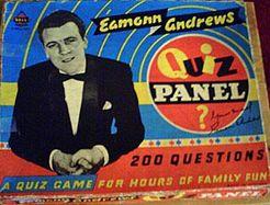 Eamonn Andrews Quiz Panel