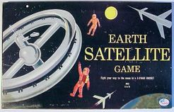 Earth Satellite Game