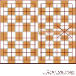 East vs. West (Chess)