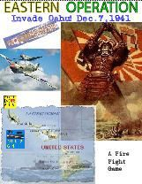 Eastern Operation: Invade Oahu! Dec. 7, 1941