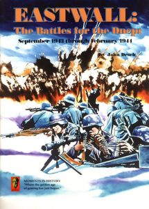 Eastwall: Battles for the Dnepr, September 1943 - February 1944