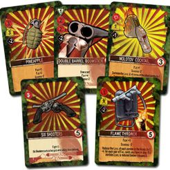 Eaten By Zombies!: Weapons of Mass Destruction