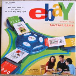 eBay Electronic Talking Auction Game