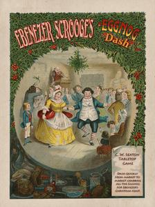 Ebenezer Scrooge's Eggnog Dash