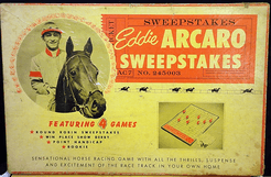 Eddie Arcaro's Sweepstakes Game