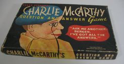 Edgar Bergen and Charlie McCarthy's Question and Answer Game