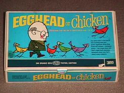 Egghead or Chicken