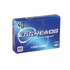 Eggheads Card Game