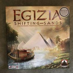 Egizia: Shifting Sands – Kickstarter Edition