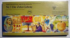 Egypt to Canaan No.3 The Ten Commandments