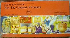 Egypt to Canaan No.4 The Conquest of Canaan
