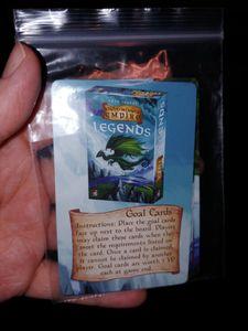 Eight-Minute Empire: Legends – Goal Cards