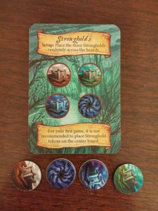 Eight-Minute Empire: Legends – Strongholds Promo