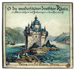 Ein Rheinreisespiel