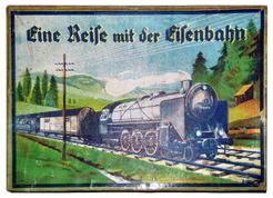 Eine Reise mit der Eisenbahn