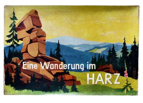 Eine Wanderung im Harz