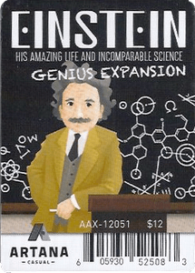 Einstein: His Amazing Life and Incomparable Science – The Genius Expansion