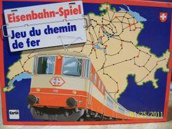 Eisenbahn-Spiel