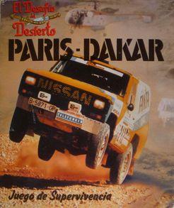 El desafío del desierto PARIS-DAKAR