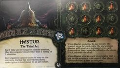 Elder Sign: Hastur Promo Card