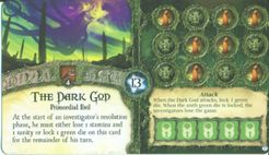 Elder Sign: The Dark God Promo Card