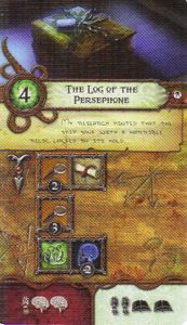 Elder Sign: The Log of the Persephone – Promotional Adventure Card